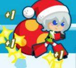 سانتا فتاة عداء