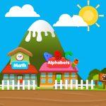 ألعاب القرية السعيدة للأطفال الصغار والأطفال التعليمية