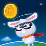 القفز القفز الأرنب