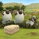 شون The Sheep Alien Athletics