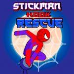 Stickman هوك الإنقاذ