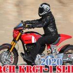 2020 قوس KRGT-1 Slide