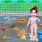 يوم تنظيف شاطئ بيبي تايلور