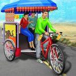 دراجة عربة محاكي