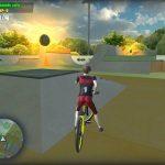 لعبة BMX XTreme 3D Stunt