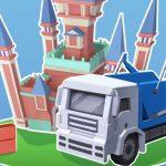 بناء قلعة 3D