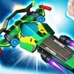معارك Cyber Racer