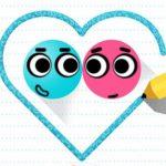 الحب كرات 2D
