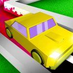 دهان الطريق – دهان السيارات ثلاثي الأبعاد