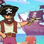 تبادل لاطلاق النار القراصنة