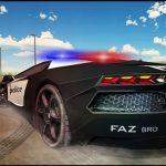 مطاردة سيارة الشرطة لتعليم قيادة السيارات سيم