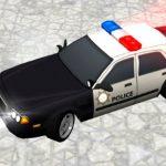 مواقف سيارات الشرطة