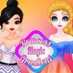 الأميرة ماجيك غرادينت