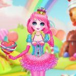 الأميرة الحلو كاندي تأثيري