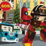 الإنقاذ في حالات الطوارئ سيارة الروبوت 2