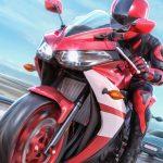 سباق الدراجات الصاروخية الطريق السريع