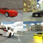 RX7 دريفت 3D