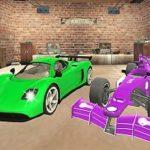 سباق السيارات الخارقة السرعة