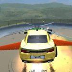 سيارات يطير تحطم الرماية سوبرا