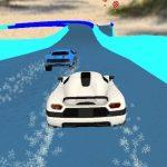 سيارات الشرائح المائية