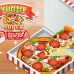 يمي سوبر بيتزا
